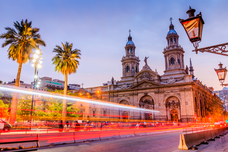 Aproveite o Carnaval no Chile