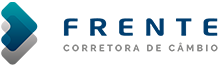 Logotipo Frente Corretora de Câmbio