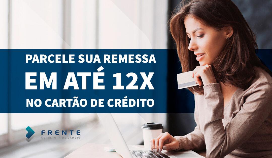 Simple passa a aceitar cartão de crédito em até 12x para pagamentos de remessas