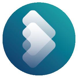 Logotipo da Frente Corretora de Câmbio