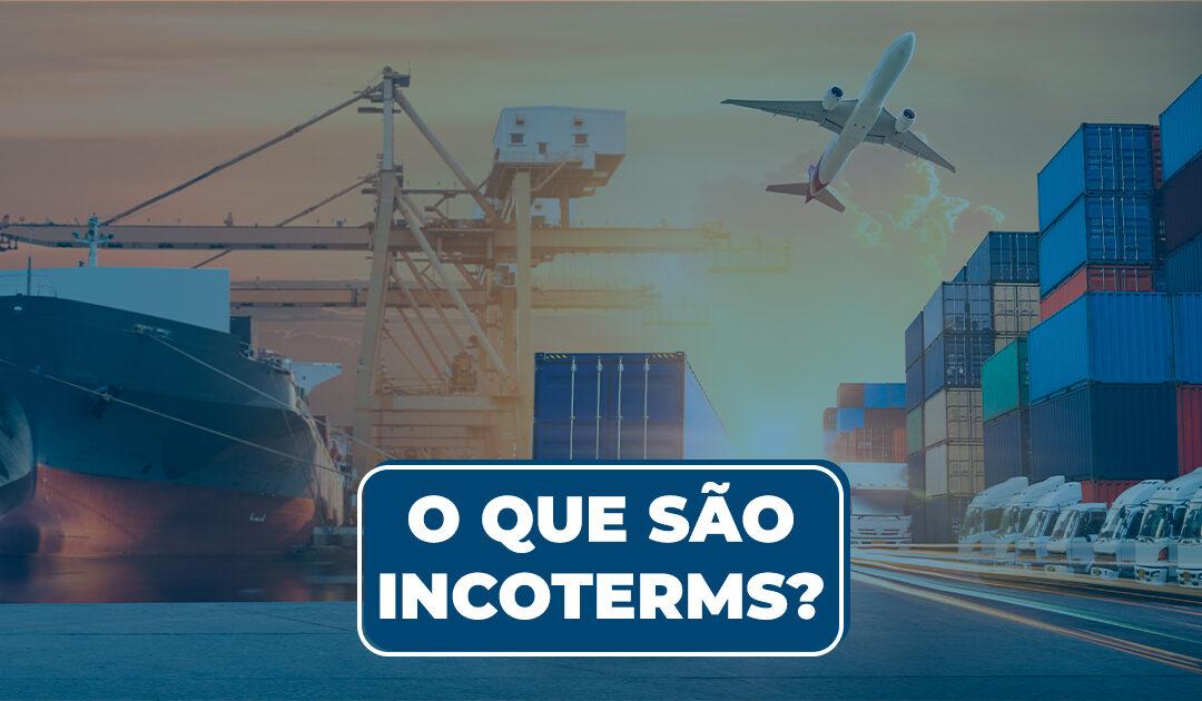 O que são os Incoterms?