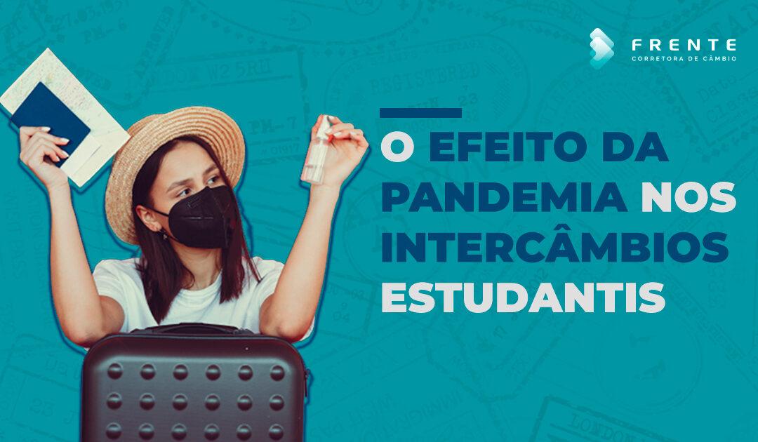 O efeito da pandemia nos intercâmbios estudantis